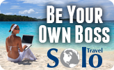 Work For Yourself in Travel